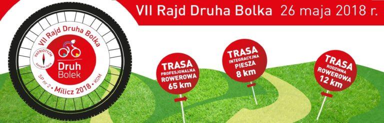 VII Rajd Druha Bolka