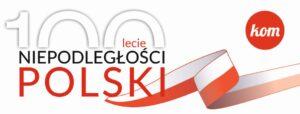 Motyw graiczny 100-lecia niepodległosći Polski